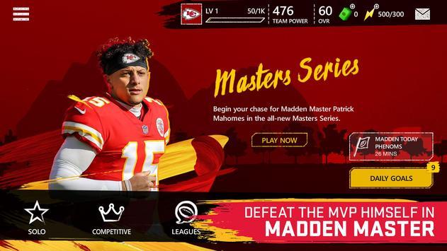 Madden NFL ảnh chụp màn hình 3