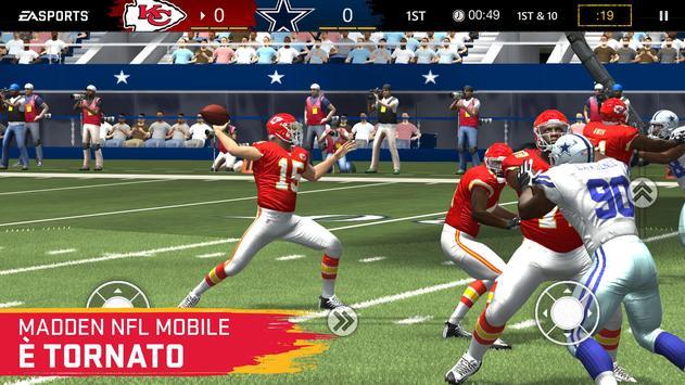 4 Schermata Madden NFL