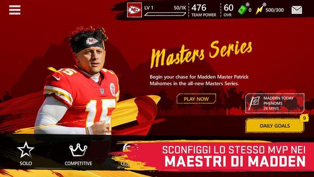 8 Schermata Madden NFL