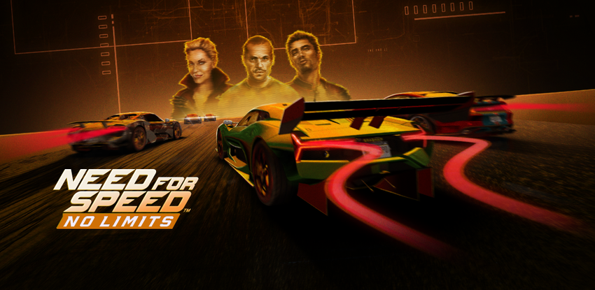 Need for Speed: NL Les Courses APK