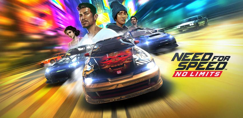 Need for Speed: No Limits Racing(《极品飞车:无极限赛车》) APK