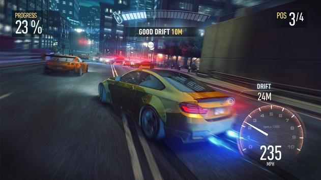 Need for Speed: NL Las Carreras captura de pantalla 4