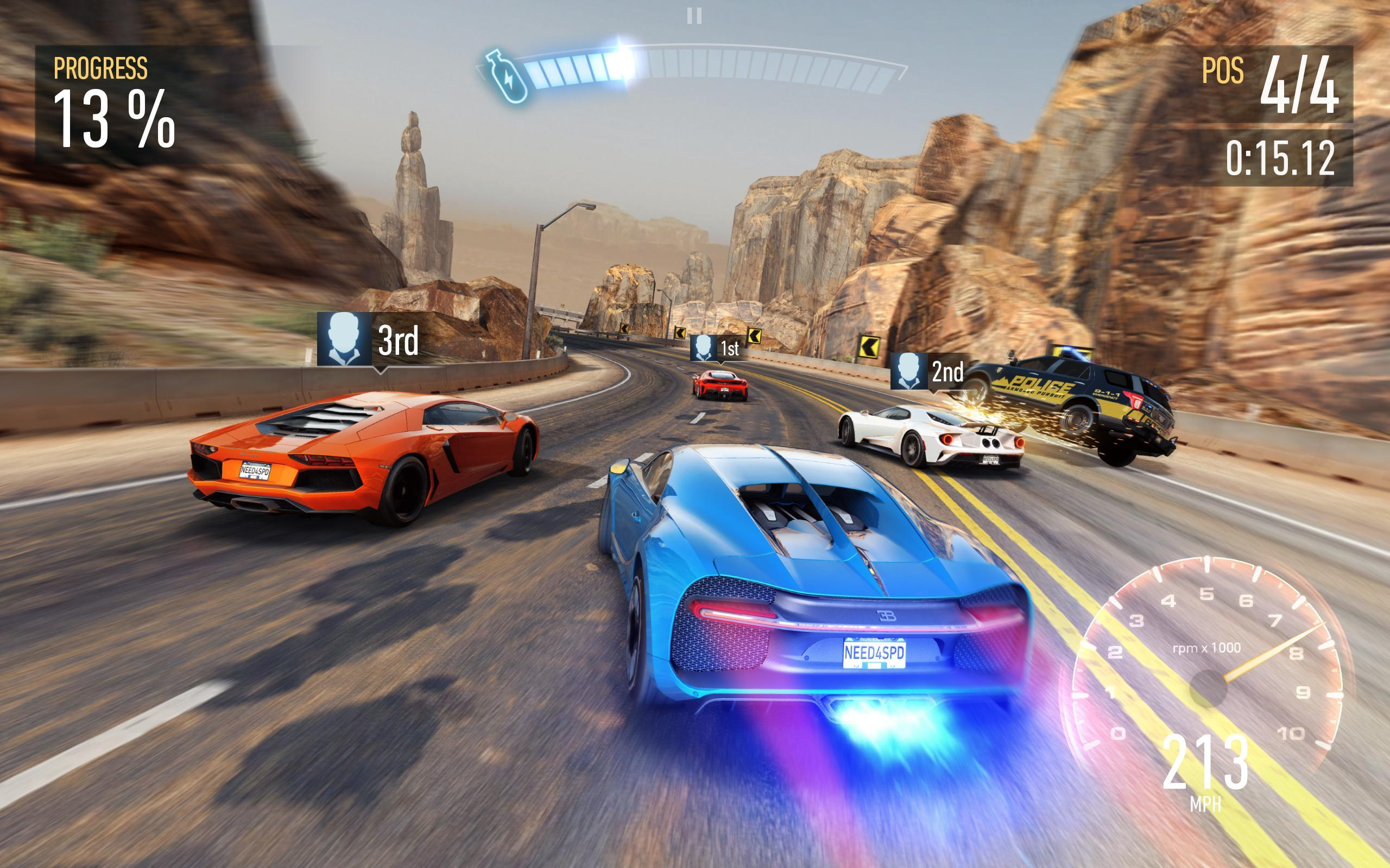 Need for Speed™ No Limits app for Android download 2019