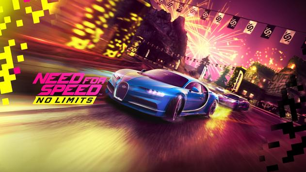 Need for Speed™ No Limits الملصق