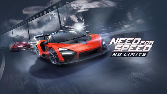 Need for Speed™ No Limits poster
