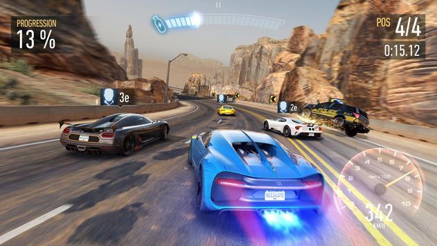Need for Speed: NL Les Courses capture d'écran 1