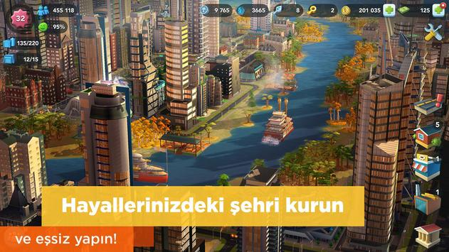 SimCity gönderen