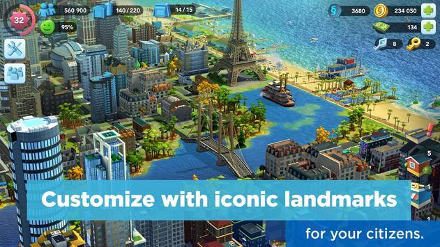 SimCity स्क्रीनशॉट 1