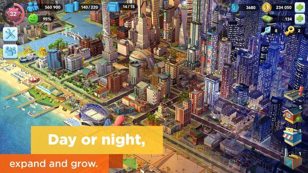 シムシティ ビルドイット (SIMCITY BUILDIT) スクリーンショット 3