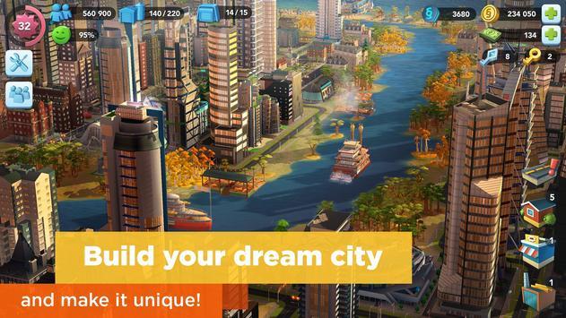 シムシティ ビルドイット (SIMCITY BUILDIT) スクリーンショット 6
