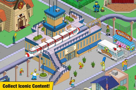 The Simpsons™: Tapped Out स्क्रीनशॉट 2