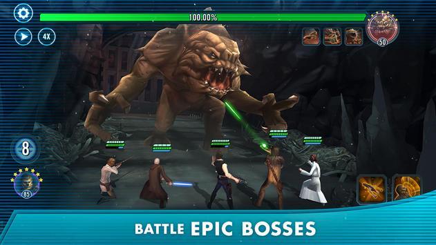 Star Wars™: Galaxy of Heroes screenshot 3