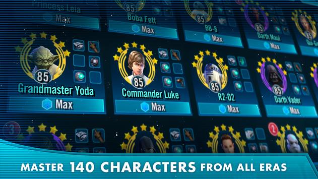 Star Wars™: Galaxy of Heroes screenshot 10