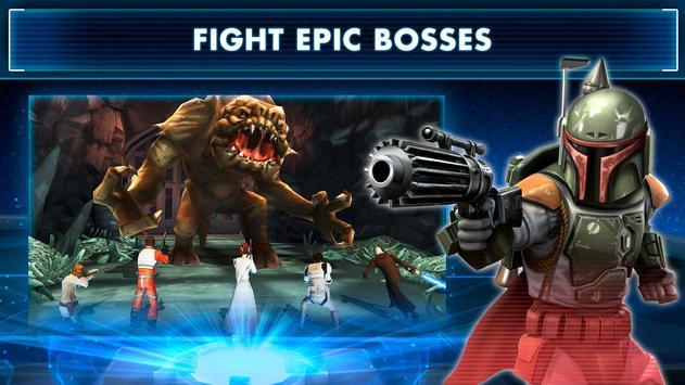 Star Wars™: Galaxy of Heroes screenshot 1