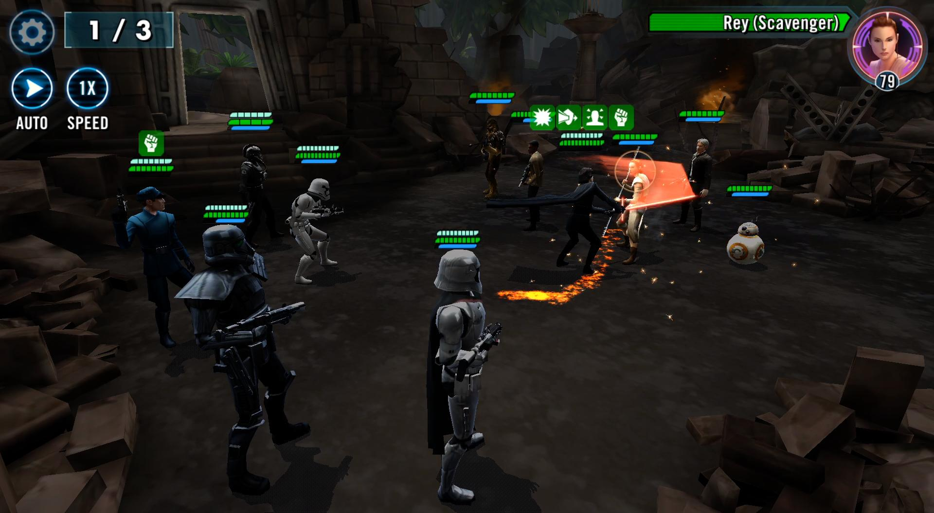 Star Wars™: Galaxy of Heroes for Android - APK Download