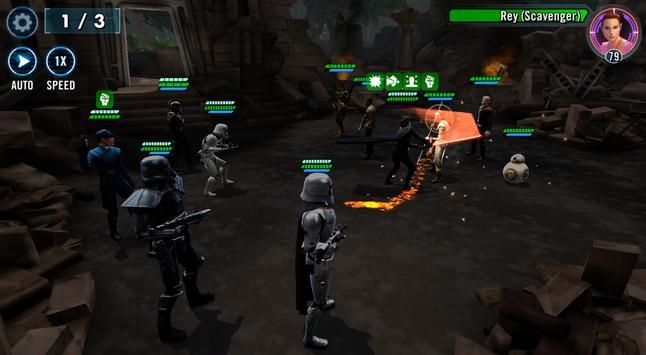 Star Wars™: Galaxy of Heroes screenshot 5