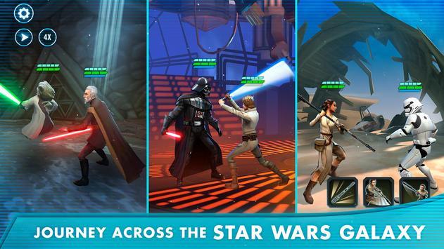 Star Wars™: Galaxy of Heroes screenshot 6