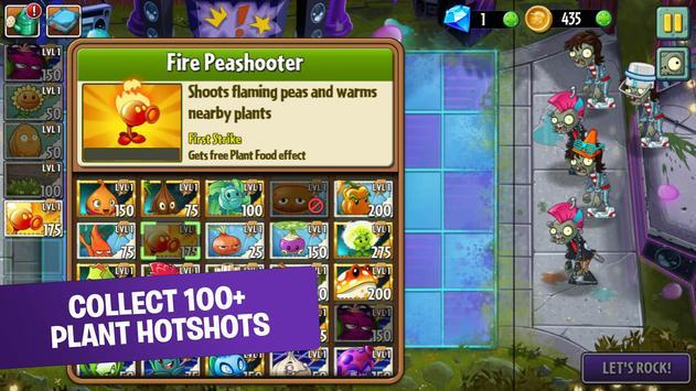 Plants vs. Zombies 2 Free تصوير الشاشة 14