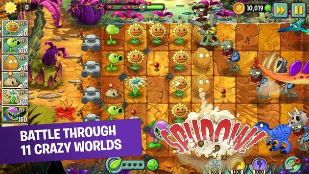 Plants vs. Zombies 2 Free تصوير الشاشة 6