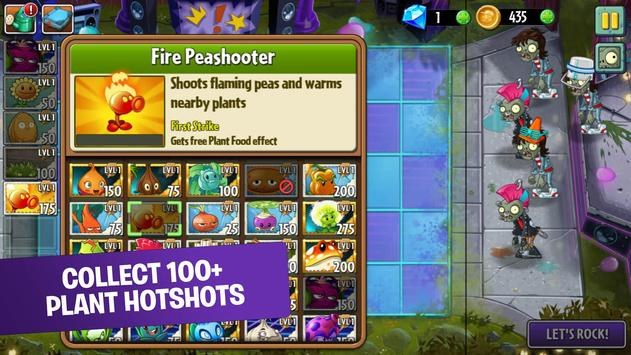 Plants vs. Zombies 2 Free تصوير الشاشة 8