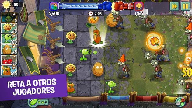 Plants vs. Zombies™ 2 Free captura de pantalla 9