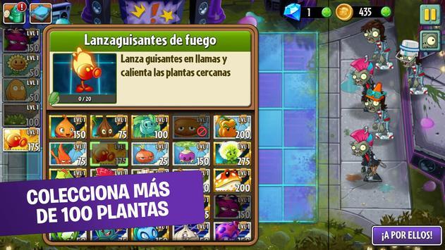 Plants vs. Zombies™ 2 Free captura de pantalla 2