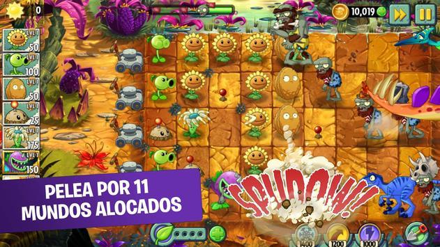 Plants vs Zombies™ 2 Free Poster