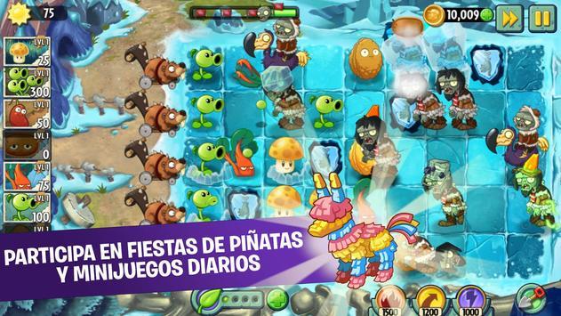 Plants vs Zombies™ 2 Free captura de pantalla 1