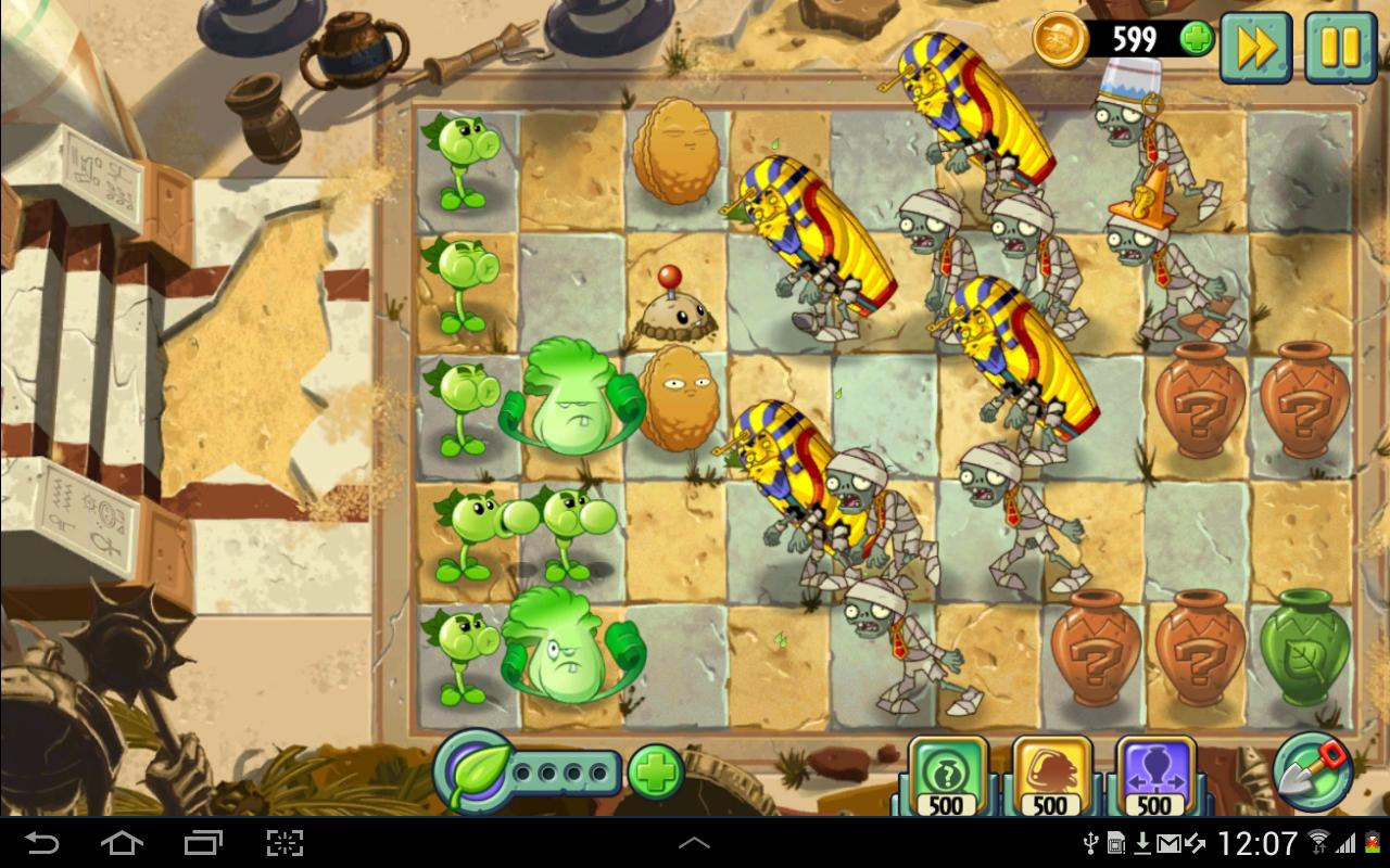 Plants vs Zombies™ 2 Free app for Android download 2019