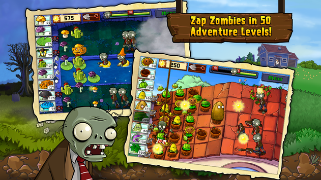 free download game plant vs zombies for windows 7