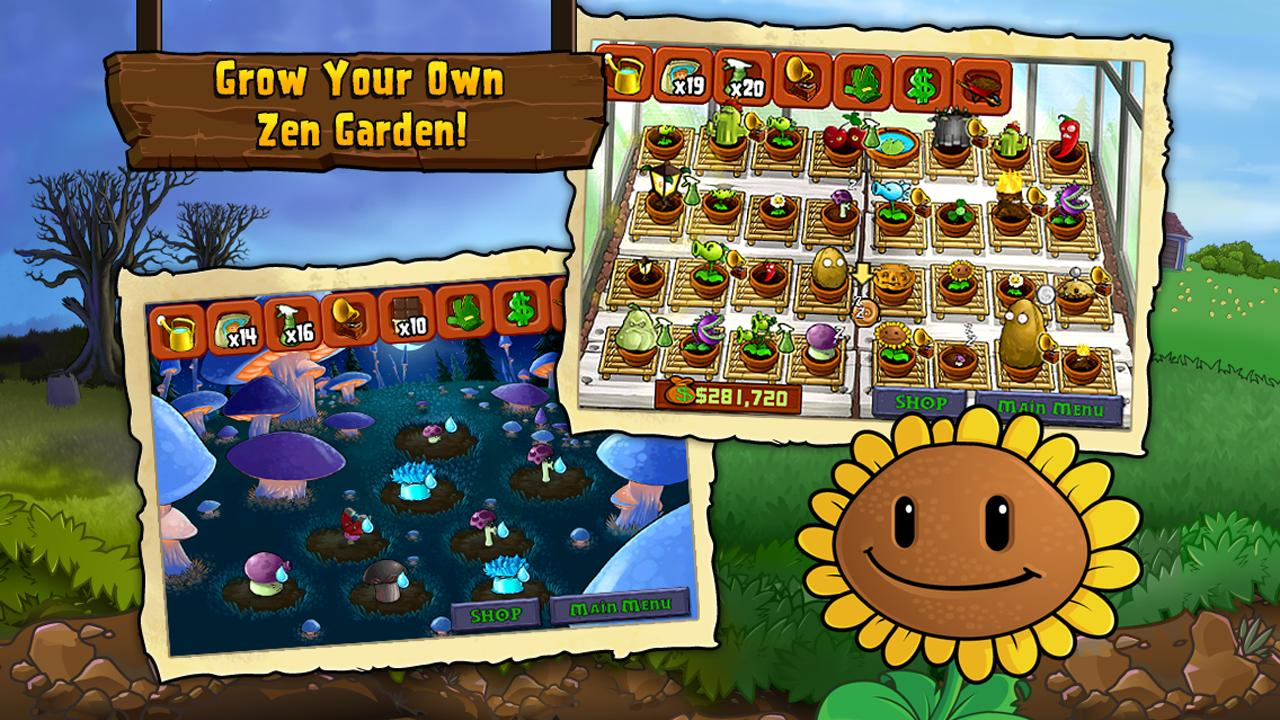 Plants vs  Zombies FREE for Android - APK Download