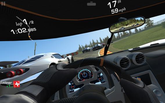 Real Racing 3 تصوير الشاشة 8