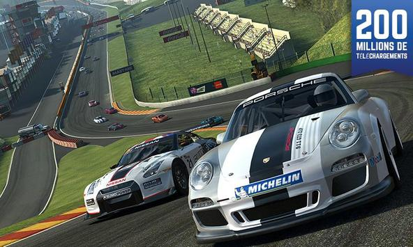 Real Racing 3 Affiche