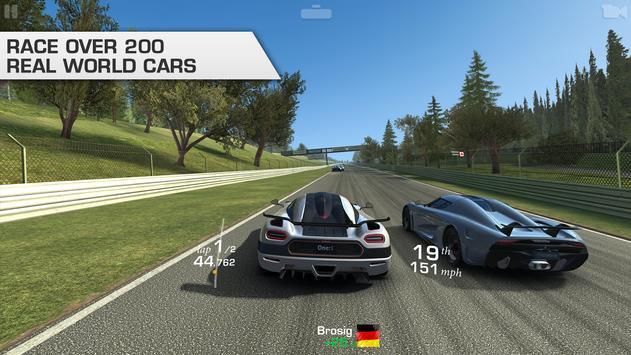 Poster Real Racing 3