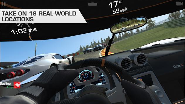 Real Racing  3 screenshot 2