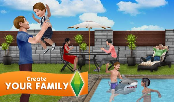 The Sims™ FreePlay poster