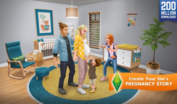 The Sims FreePlay poster