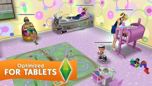 The Sims FreePlay Ekran Görüntüsü 10