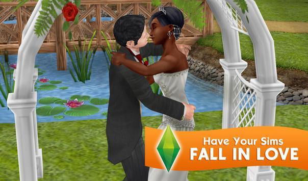 The Sims FreePlay Ekran Görüntüsü 2