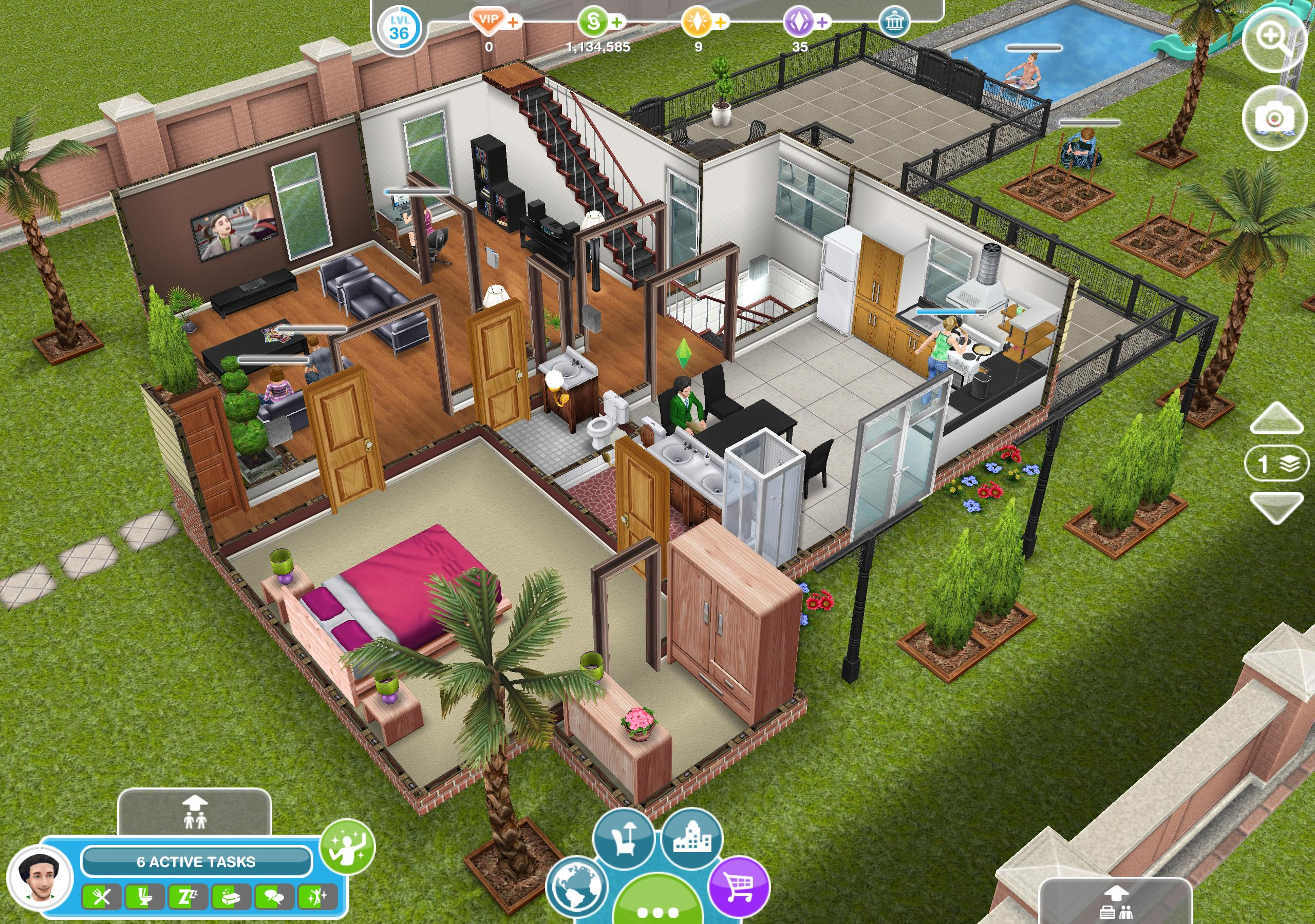 The Sims Freeplay For Android Apk Download
