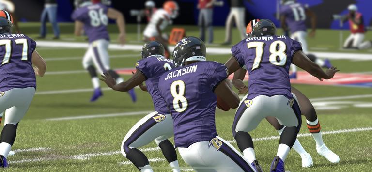 Madden NFL скриншот 6
