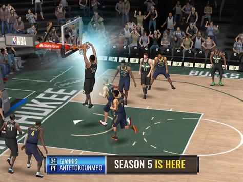 NBA LIVE ポスター