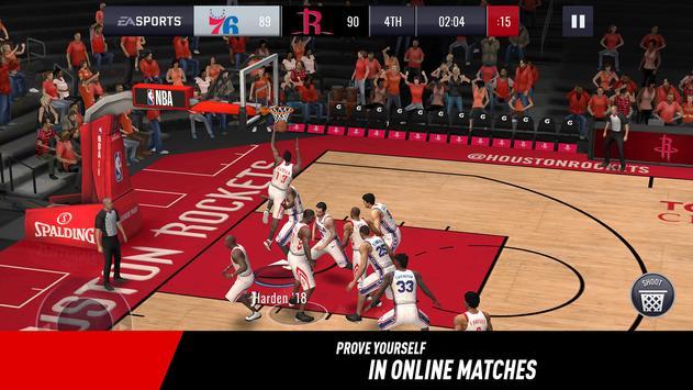 NBA LIVE تصوير الشاشة 10