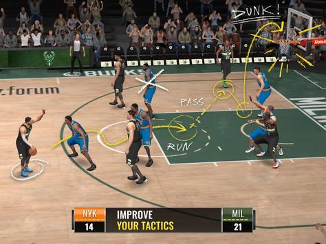 NBA LIVE スクリーンショット 12