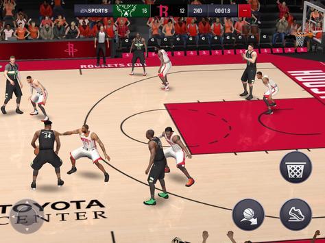 NBA LIVE スクリーンショット 6