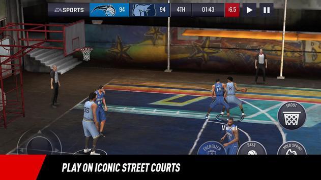 NBA LIVE تصوير الشاشة 14