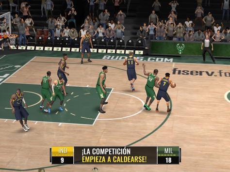 NBA LIVE captura de pantalla 10