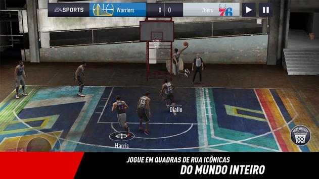 NBA LIVE Mobile Basquete imagem de tela 3