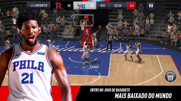 NBA LIVE Mobile Basquete imagem de tela 14