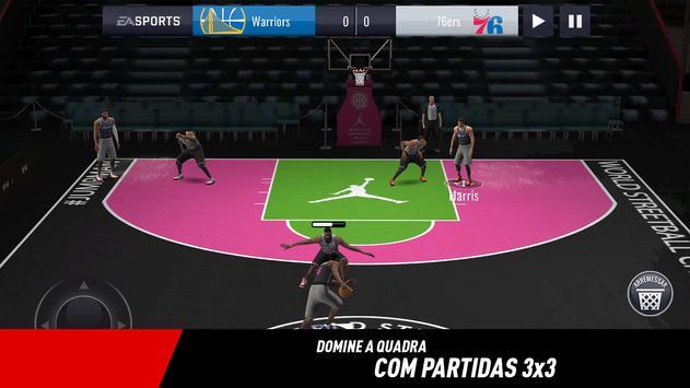 NBA LIVE Mobile Basquete imagem de tela 2
